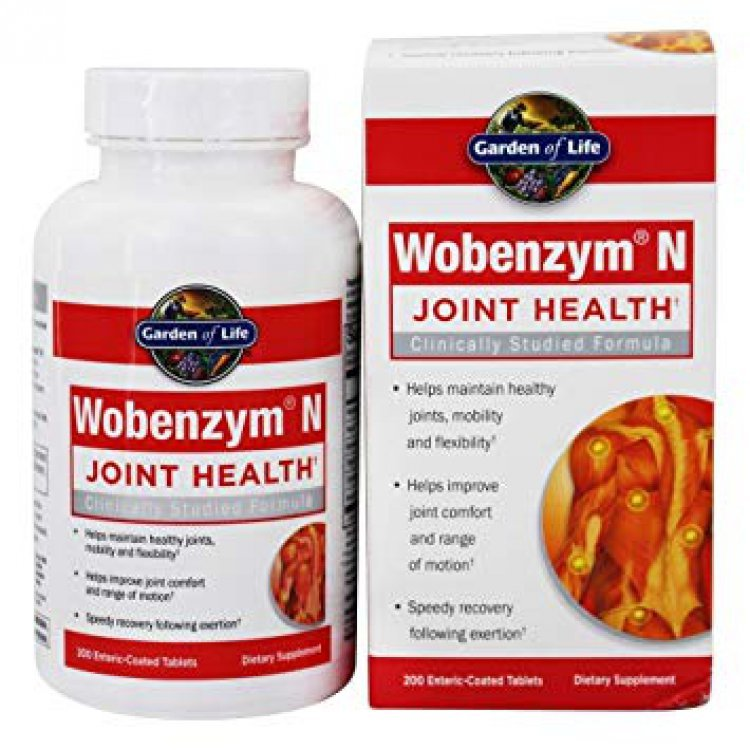 Wobenzym Plus db-os | VitaminKapu